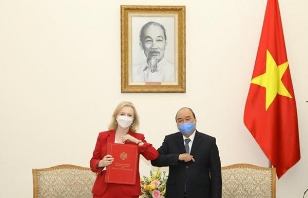 vietnam uk should sign fta asap government leader