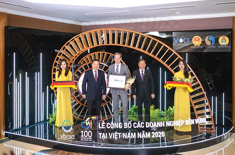 nourishing by nature through frieslandcampina vietnam initiatives