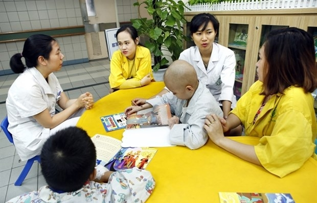 hospitals benefit from great development in social work system