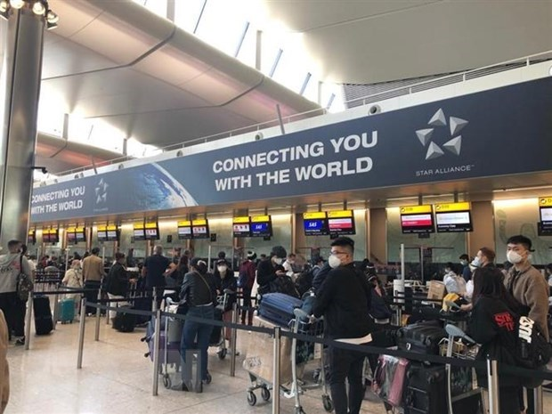 over 300 vietnamese citizens brought home from uk