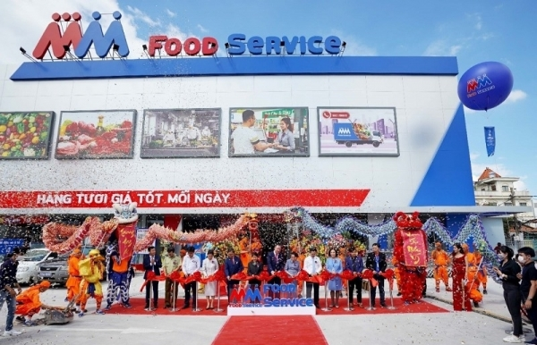 mm mega market vietnam opens new food wholesale and distribution centre in thu duc city