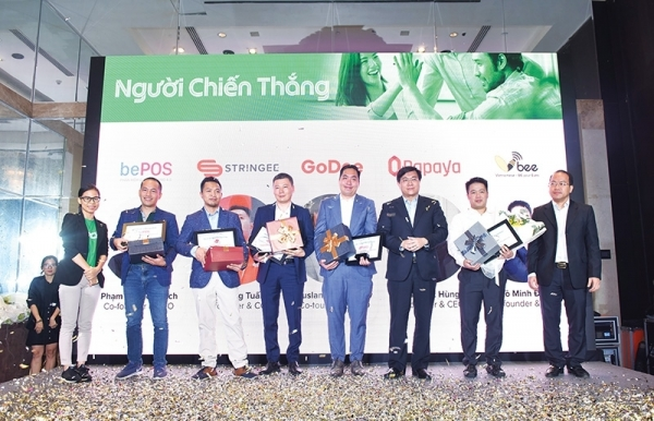 grab removing barriers for new vietnamese startups