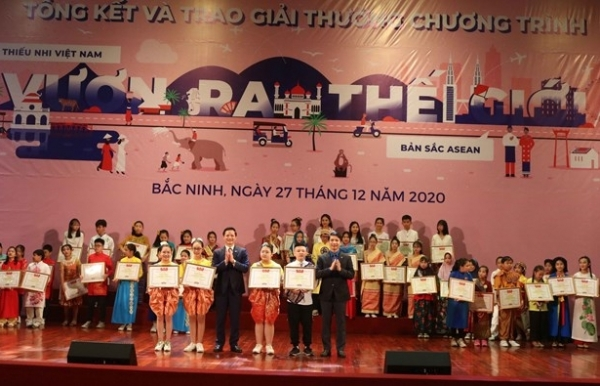 asean themed children programme awards winners