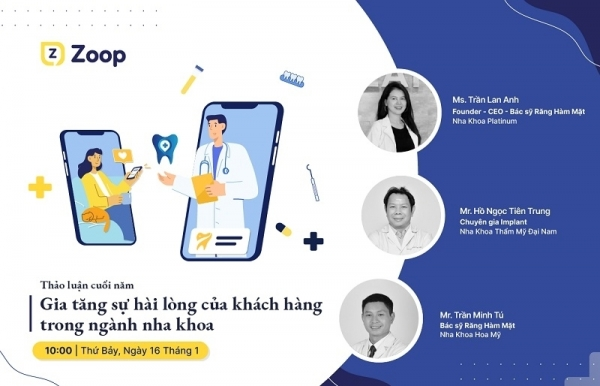 delivering a new level of healthcare experience with zoop care