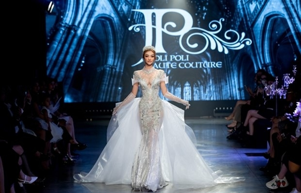 vietnam intl fashion festival showcases various art forms
