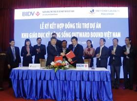 Pegasus Vietnam to implement Outward Bound Vietnam with BIDV aid