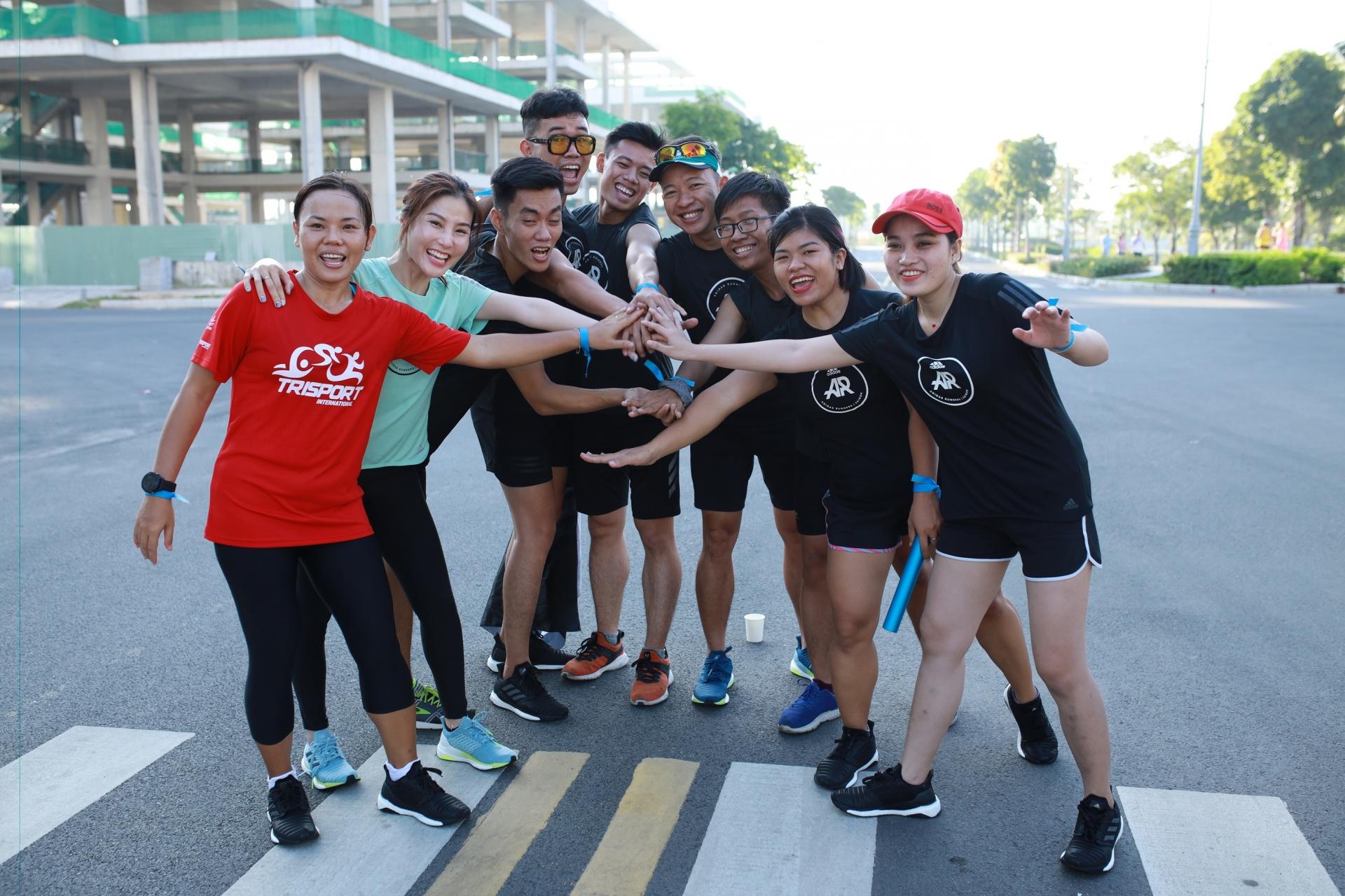 a02590a33cf8 Adidas Runners Saigon  experience running with NASA technology