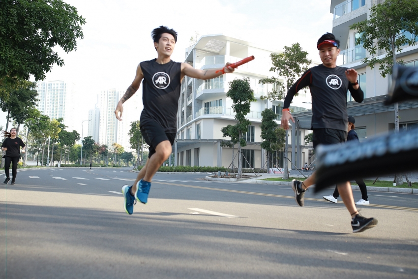 adidas runners saigon experience running with nasa technology