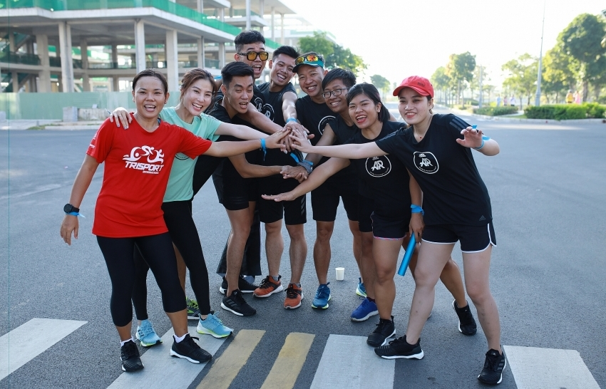 adidas Runners Saigon: experience running with NASA technology