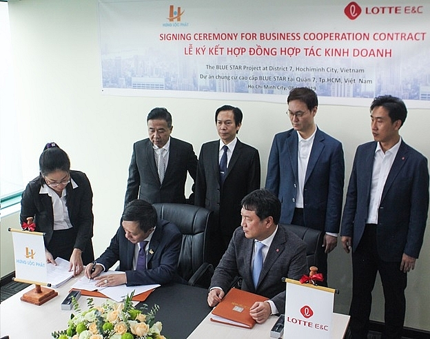 lotte ec accelerates expansion in vietnam