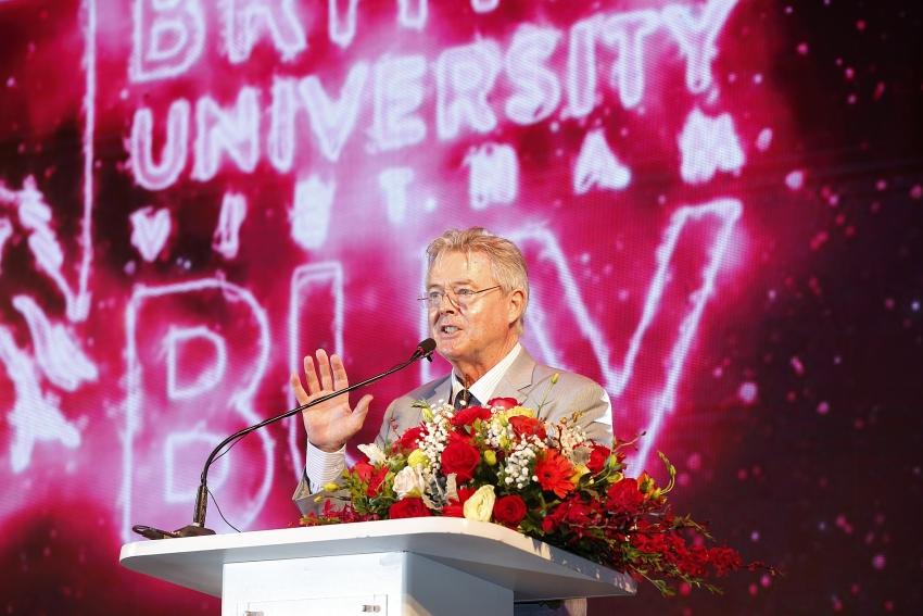 british university vietnam celebrates 10 year anniversary