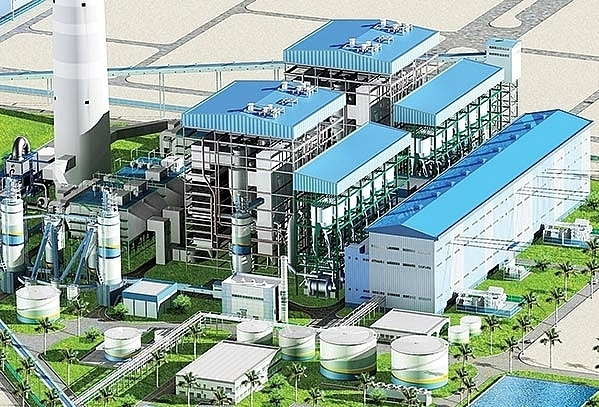 hsbc exits vinh tan 3 thermal power project