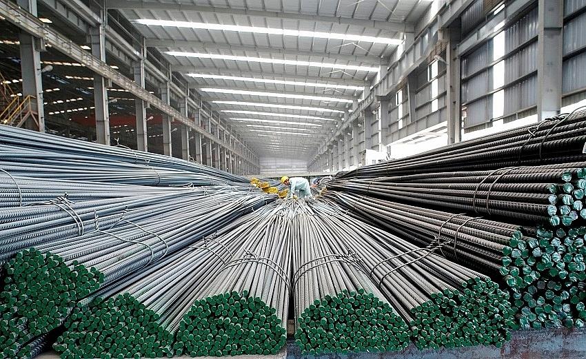 vietnams export turnover of steel soars in 2020