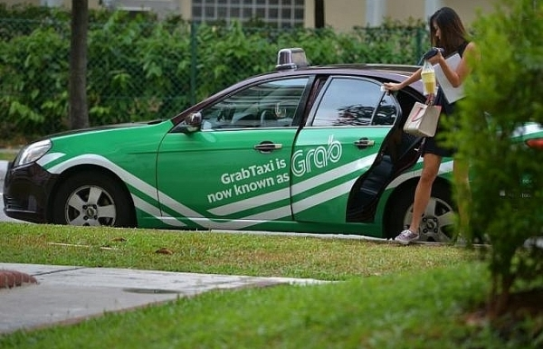 grab and uber to extend ride hailing pilot programme