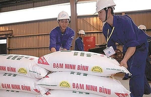 ninh binh nitronegous fertiliser plant resumes operations in massive debt