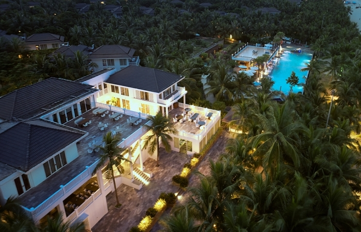 premier village danang resort keeps second position in tripadvisor