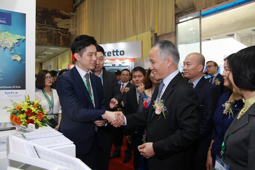 Vietnam Expo – Networking and sharing for mutual success