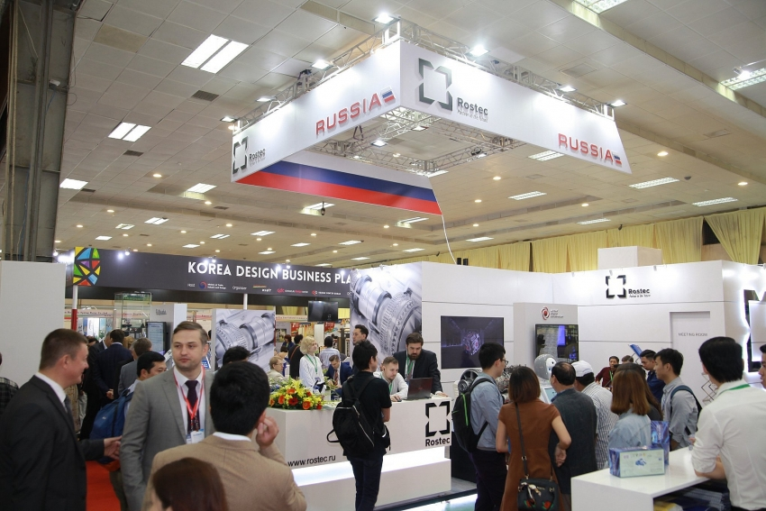 vietnam expo networking and sharing for mutual success