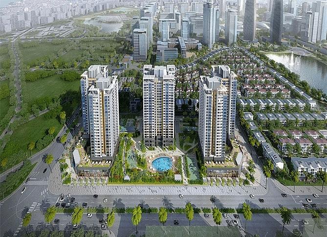 daewoo ec to invest 388 million in star lake city in hanoi