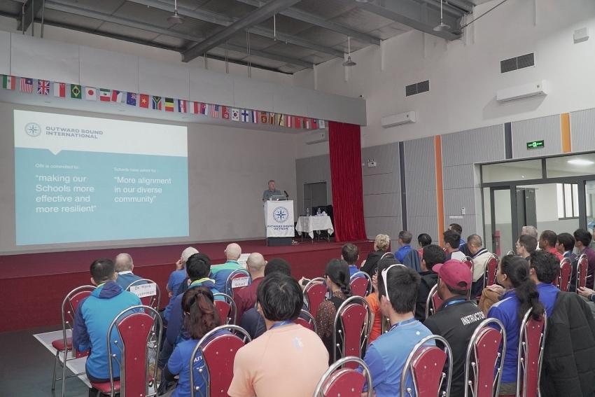 outward bound vietnam hosts second asia regional staff symposium