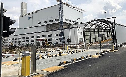 waste to power plant of tt hitachi zosen jv added to pdp vii