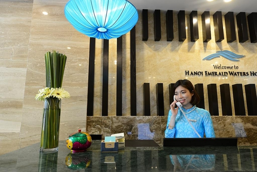 small and medium sized hotel in hanoi arranges temporary absence for staff