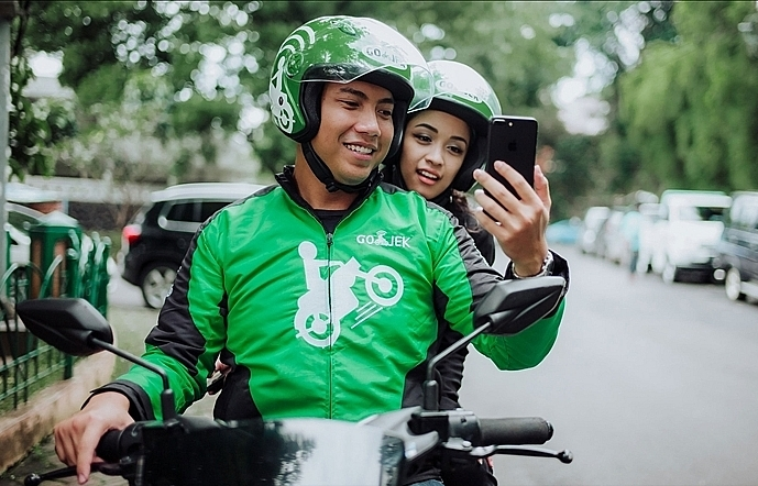 go jek to set foot in vietnam