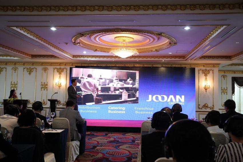 South Korean food firm Jooan Holdings sets foot in Vietnam