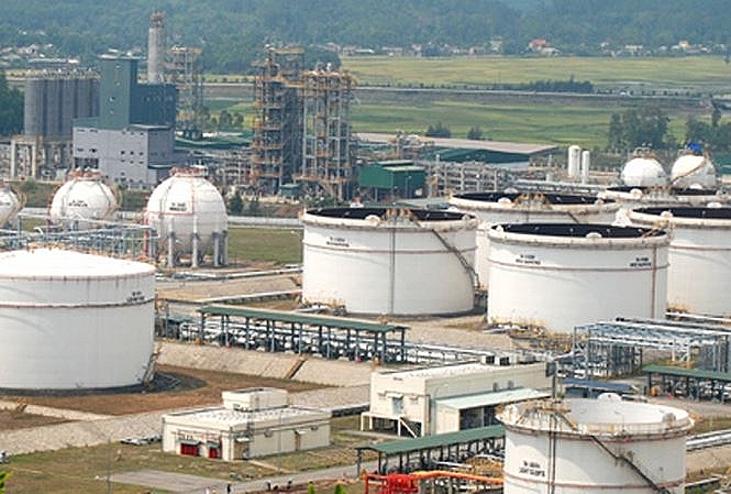 32 billion vung ro refinery and petrochemical complex revoked