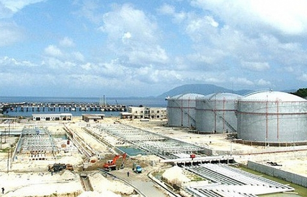 Vung Ro Petroleum still dreams about a refinery in Phu Yen