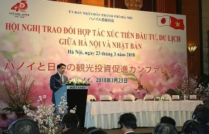 japanese firms express intentions to invest in hanoi
