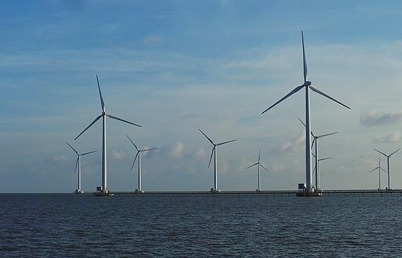 doosan heavy to develop offshore wind farm in vietnam