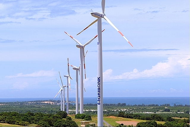 le thuy lures in foreign investors to wind power sector