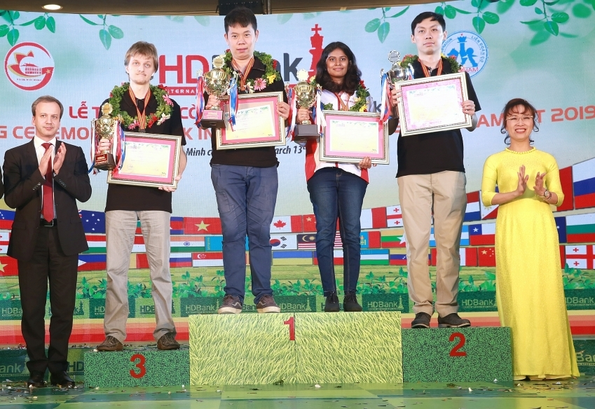 wang hao becomes winner at hdbank masters 2019
