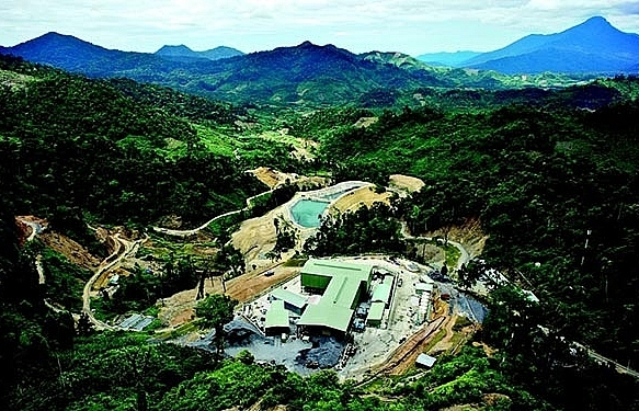 lack of finances forces bong mieu gold mine to close