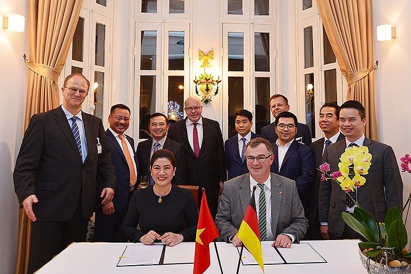 german enterprises get success in vietnam