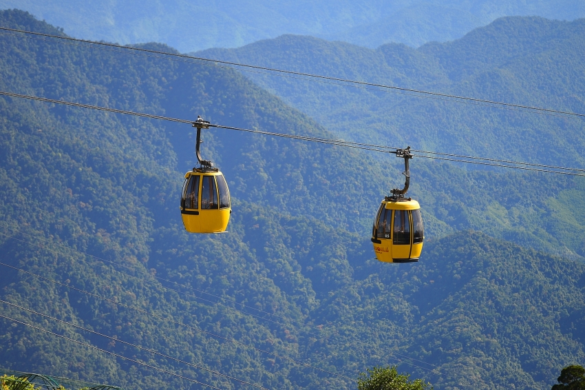ba na hills becoming a symbol of tourism