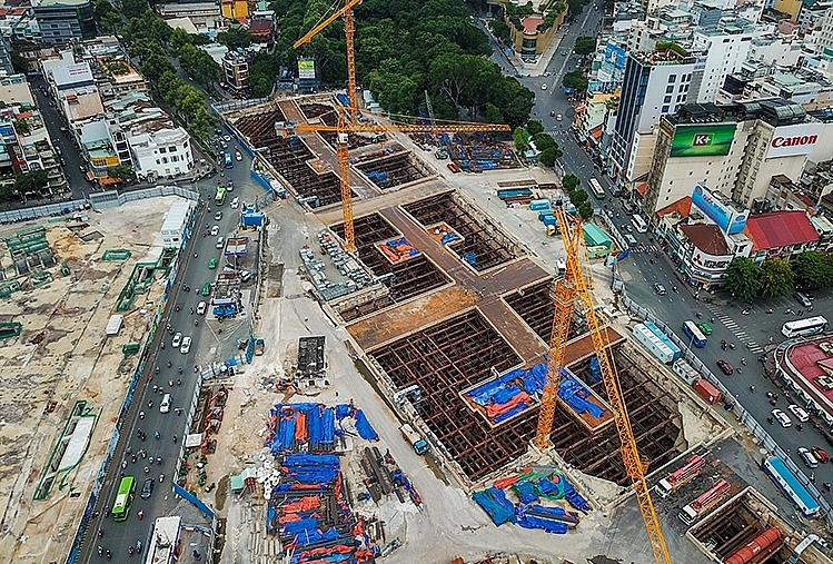 300 million ben thanh underground trade centre runs into delay