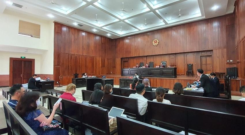 appellate court begins work on dispute between vinasun and grab