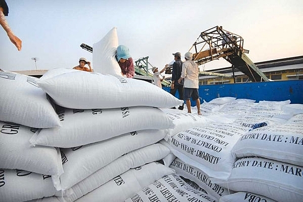 vietnamese rice exports break price record