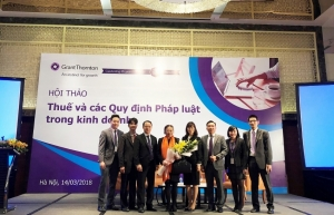 grant thornton vietnam hosts seminars to update on key tax changes