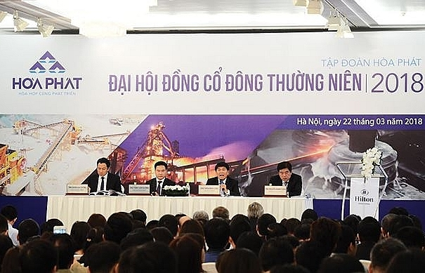 hoa phat group accelerates 3 billion ill fated dung quat steel complex