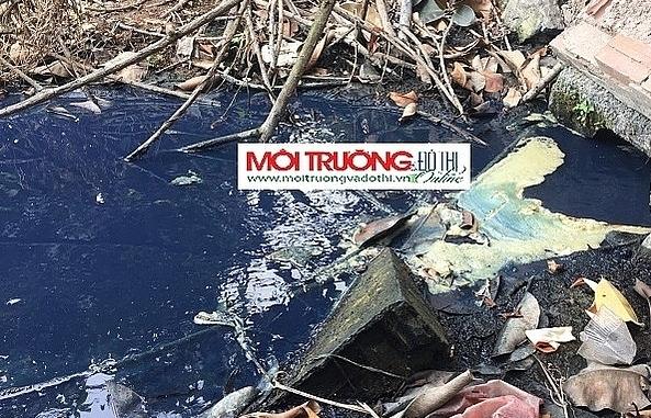 AOCC Vietnam relapses into environmental violation