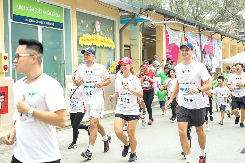 philips reducing neonatal mortality by supporting red river run