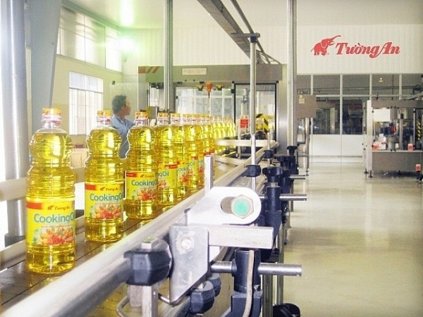 kido reports bleak business in cooking oil segment