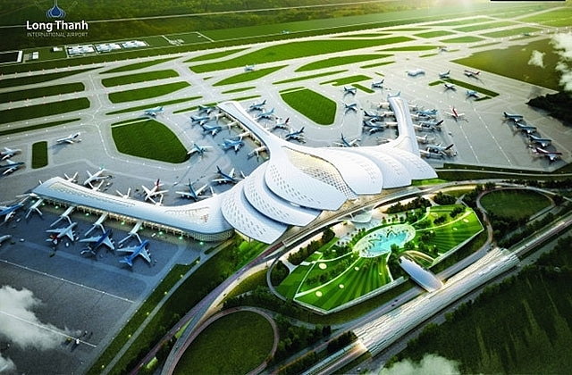 price bracket for land clearance at long thanh airport approved