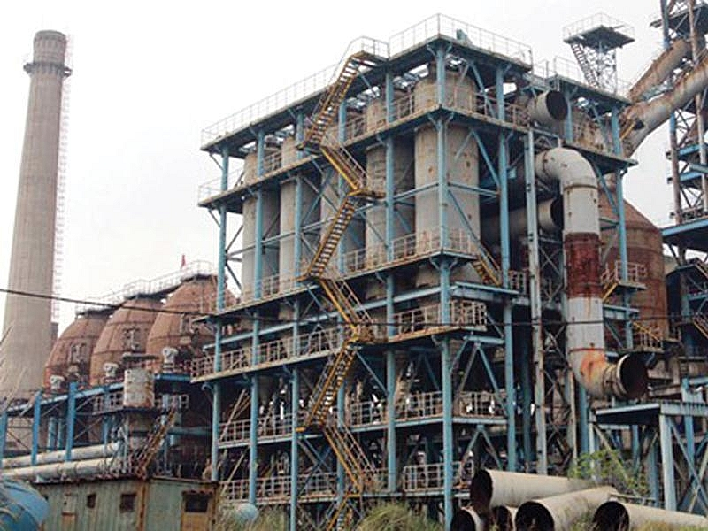 debts at thai nguyen iron and steel plant phase 2 await extension