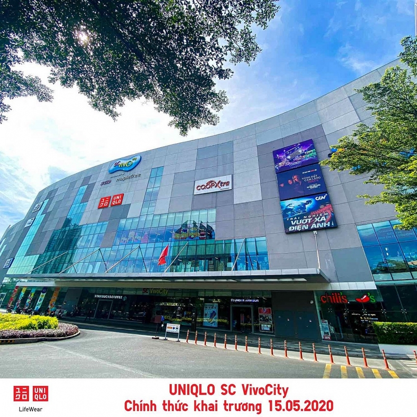 second uniqlo store in ho chi minh city to open on may 15