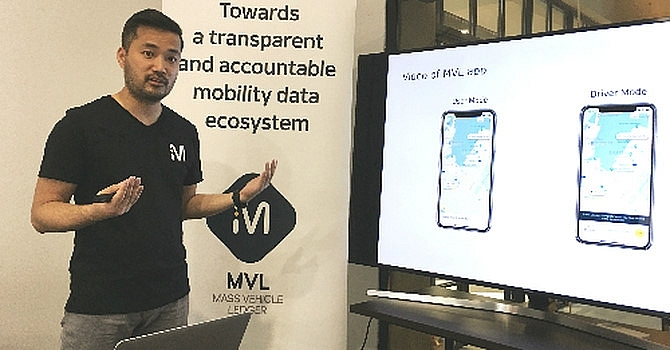 mvl chain to bring blockchain based ride hailing app to vietnam