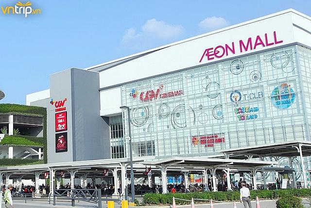180 million aeon mall haiphong to break ground on may 13